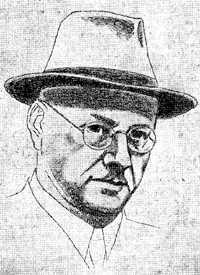 Johannes Stroux (1886-1954), filólogo en la Universidad de Berlín