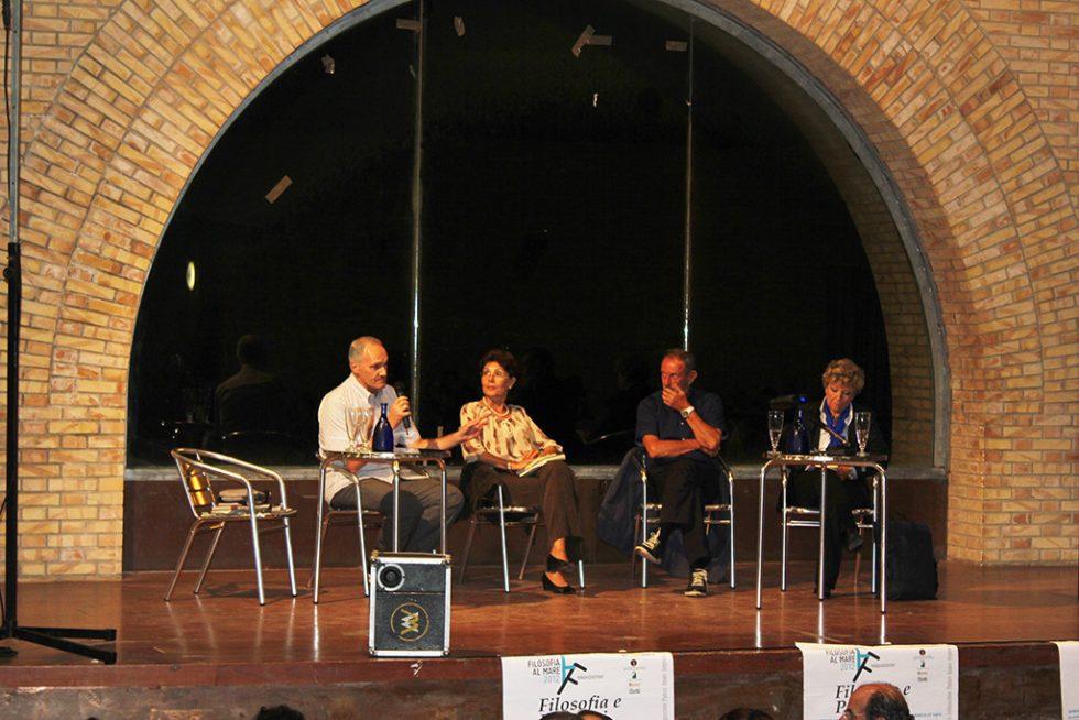 22 luglio Bodei - Rigotti - Curi - Maraini