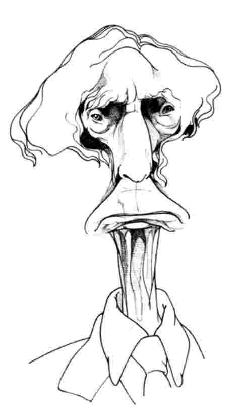 Caricature Dei Filosofi