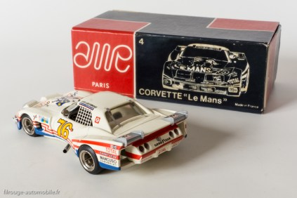 Chevrolet Corvette Le Mans 1976 - AMR n°4 - 64/525