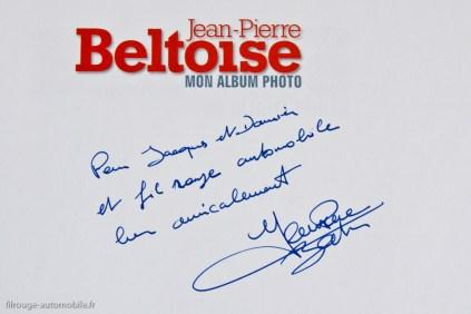 Jean-Pierre Beltoise pour Filrouge automobile