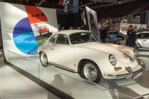 Rétromobile 2015 - Porsche 356