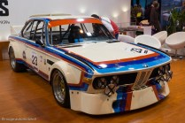 Rétromobile 2015 - BMW 3.OCSL