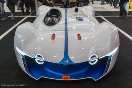 """Rétromobile 2015 - Alpine """"Gran Turismo"""""""