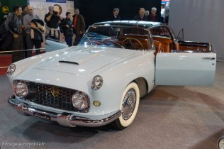 Rétromobile 2015 - Lancia Florida Pinin Farina berlina de 1955 - collection Lopresto