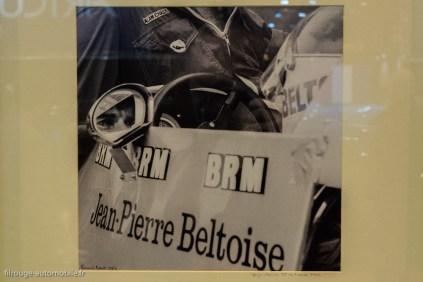 Rétromobile 2015 - Hommage à Beltoise