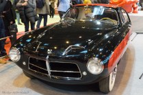 Rétromobile 2015 - Pegaso Z102 Touring Superleggera Thrill 1953