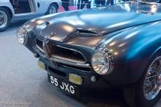 Rétromobile 2015 - Pegaso Z-102 Touring Superleggera 1955