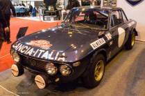 Rétromobile 2015 - Lancia Fulvia