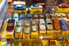 Rétromobile 2015 - Stand Galerie du Jouet Ancien
