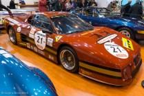 Rétromobile 2015 - Ferrari 512 BB Le Mans
