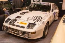 Rétromobile 2015 - Porsche 944 Turbo