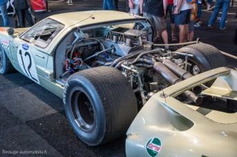 Ford GT40 Mk2 - abandon aux 24 Heures du Mans 1967
