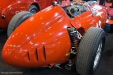 Rétromobile 2016 - Ferrari F1