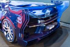 Rétromobile 2016 - Bugatti Gran Turismo