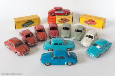 Renault Dauphine Dinky Toys