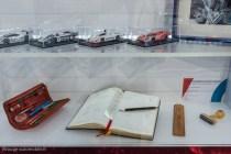 Porsche at Le Mans - Musée des 24 Heures - objets de Ferry Porsche