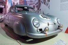 Porsche at Le Mans - Musée des 24 Heures