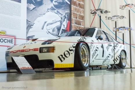 Porsche at Le Mans - Musée des 24 Heures - ambiance