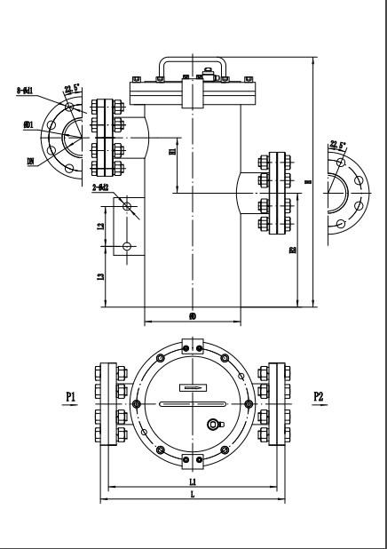 In-Line Simplex Filters, Industry Simplex Filter Manufacturer