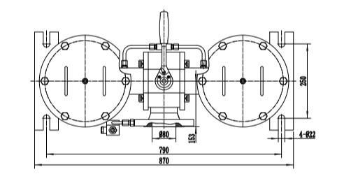 Duplex Low Pressure Filters, Duplex Oil Filter Manufacturer
