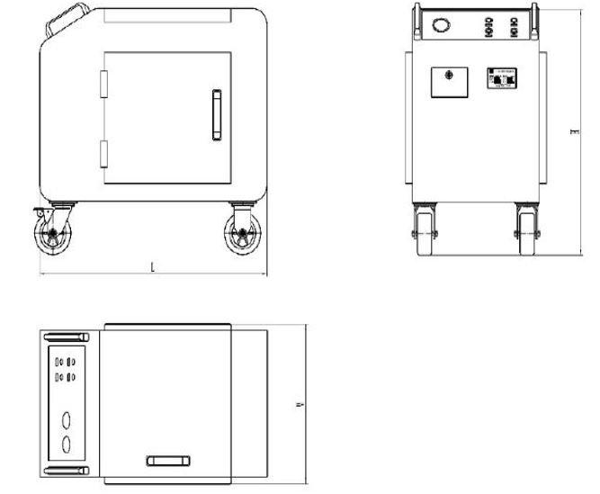Hydraulic Filter Cart, Oil Filter Cart Manufacturer