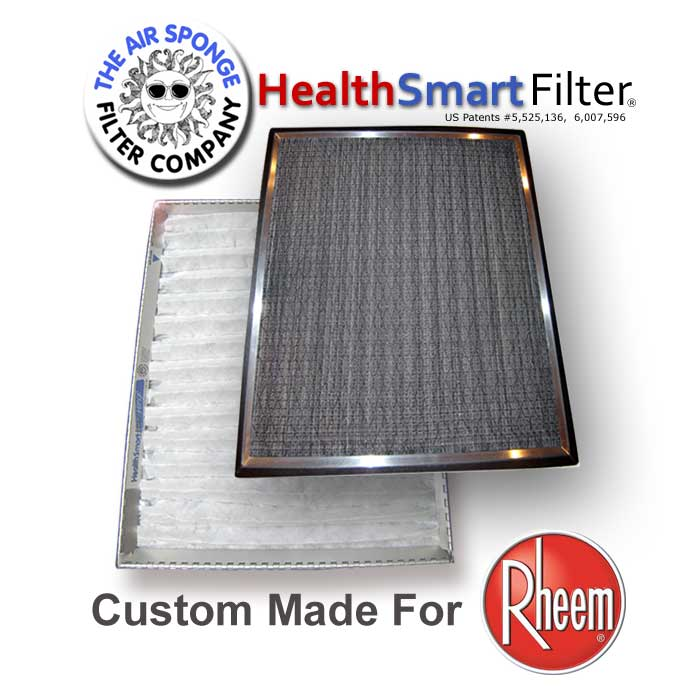 Image Result For Rheem Air Conditioner Permanent Filter