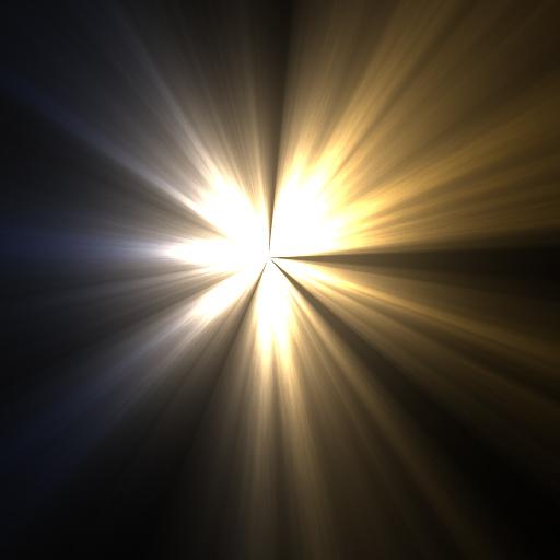 light beams fx texture