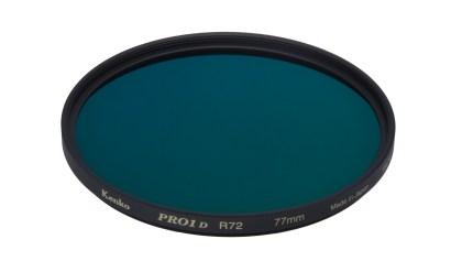 Kenko PRO1D R72 infraroodfilter.