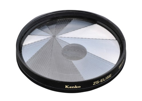 Kenko ZS-Elise optisch effect filter.