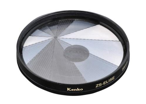 Kenko ZS-Elise optisch effect filter.