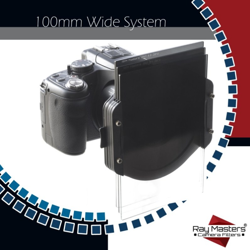 Ray Masters 100mm filter houder.