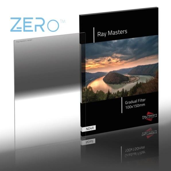 Ray Masters 2 stops reverse verloopfilter.