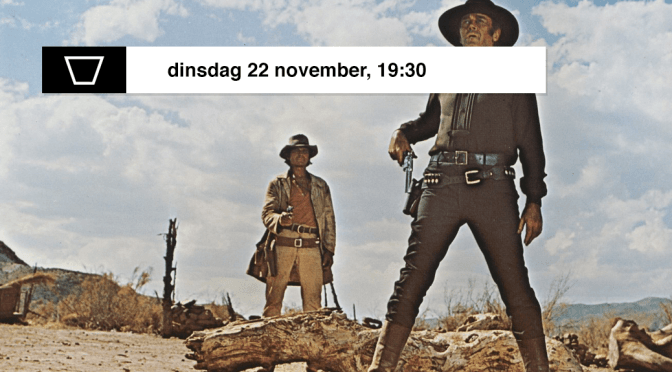 Once upon a Time in the West (Groninger Forum)