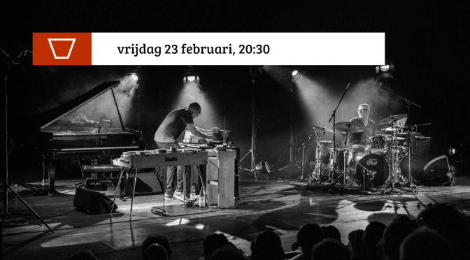 GT Music: Bugge Wesseltoft & Christian Prommer   Grand Theatre
