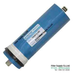 ไส้กรองน้ำ RO Membrane Ultratek TW3012-250 ขนาด 250 GPD