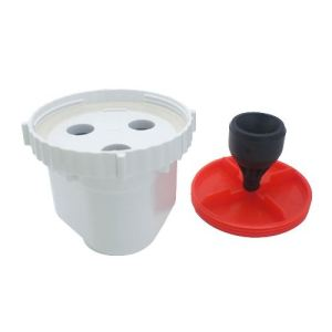 Radiological Water Bottle Replacement Filter