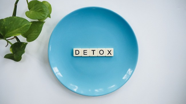 detox plate
