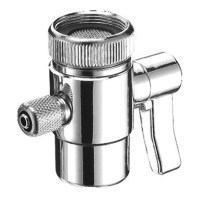 Diverter Valve for Countertop Filter, Faucet Adapter