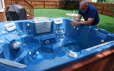 Comment remplir votre spa pour la 1ère fois ? (ou après une vidange)