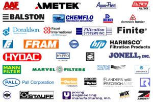 Marcas de filtros y fabricantes de sistemas de filtración