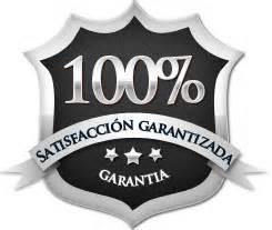 Sello de garantía de satisfacción