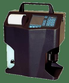 Sistema Portátil de Diagnóstico,  con contador de particulas
