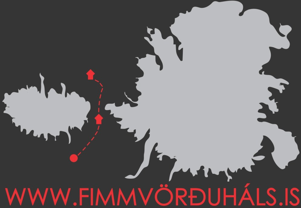 Fimmvorduhals.is logo