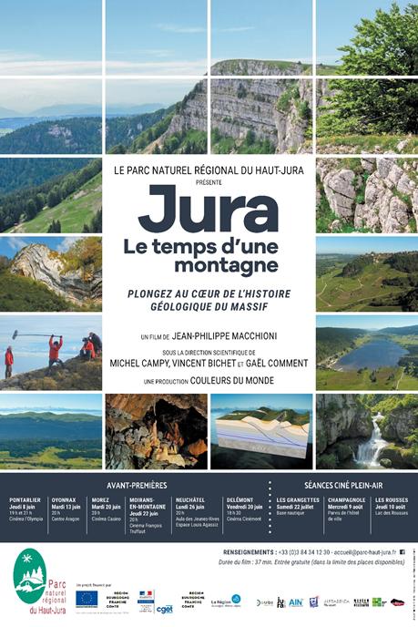 Jura, le temps d'une montagne (Jean-Philippe Macchioni, Pierre Durlet)