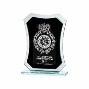 Phantom Mirror Award Black & Silver