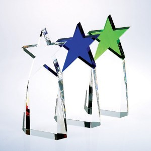 Triumphant Star Award Green