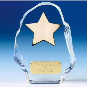 Iceberg Star4.5 Award