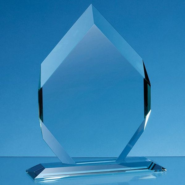 Jade Glass Majestic Diamond Award