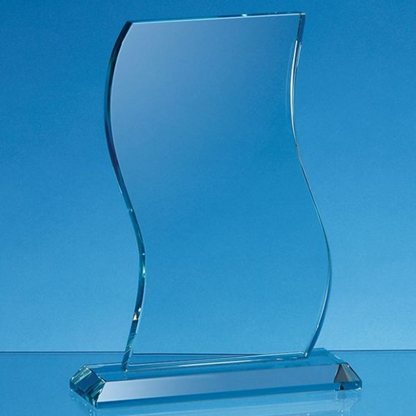 Jade Glass Wave Award